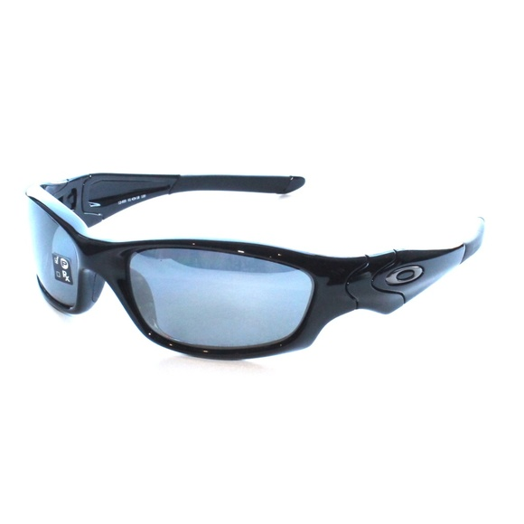 94972102a01 Oakley Straight Jacket Sunglasses Polished Black